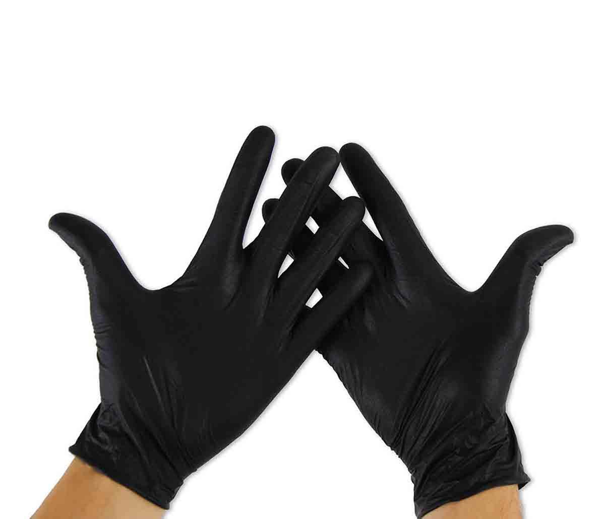 guantes de nitrilo amazon kmina EPI