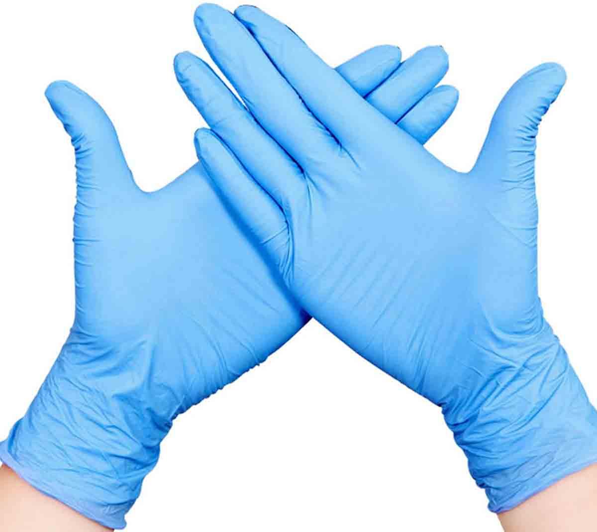 guantes de nitrilo comprar online